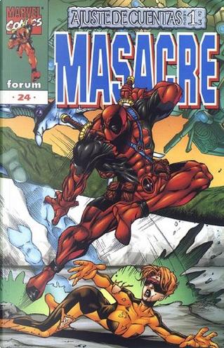 Masacre Vol.3 #24 by Joe Kelly