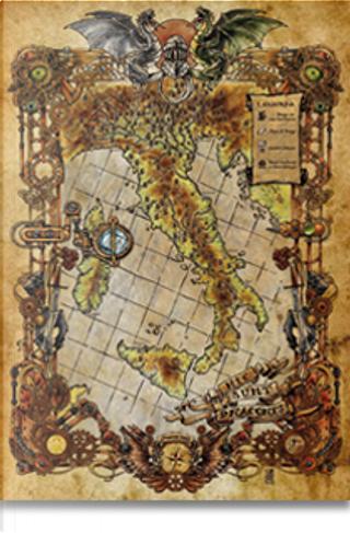 Mappa dei draghi italiani by Francesca Romana D'Amato