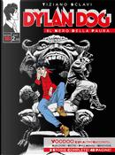 Dylan Dog - Il nero della paura n. 18 by Alberto Ostini, Giovanni Gualdoni