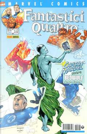 Fantastici Quattro n. 213 by Carlos Pacheco, Jeph Loeb, Peter David