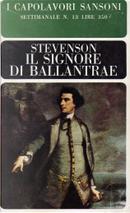 Il signore di Ballantrae by Robert Louis Stevenson