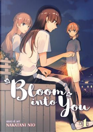 Bloom into You 4 by Nakatani Nio