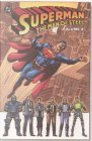 Superman by Terry Austin, Marv Wolfman, John Byrne