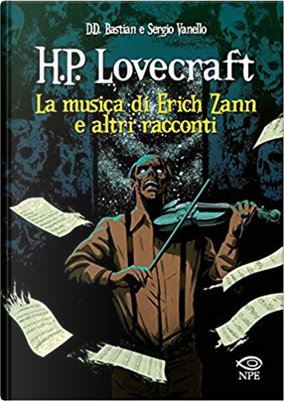 H.P. Lovecraft by