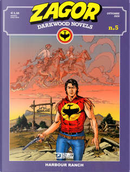 Zagor: Darkwood Novels n. 5 by Moreno Burattini