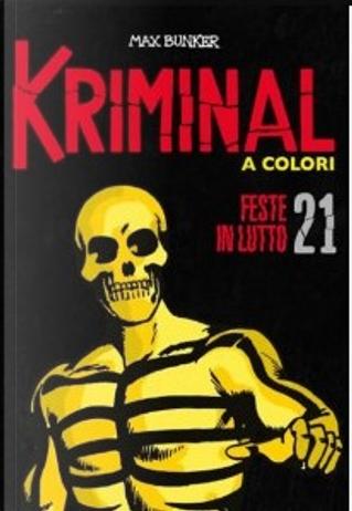 Kriminal a colori - Vol. 21 by Max Bunker