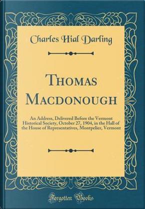 Thomas Macdonough by Charles Hial Darling