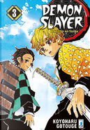 Demon Slayer vol. 3 by Koyoharu Gotouge