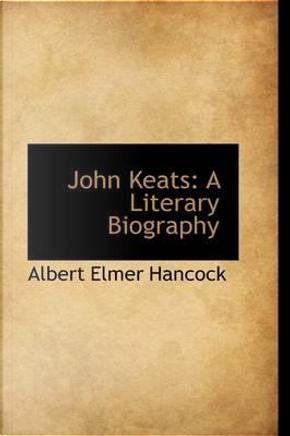 John Keats by Albert Elmer Hancock