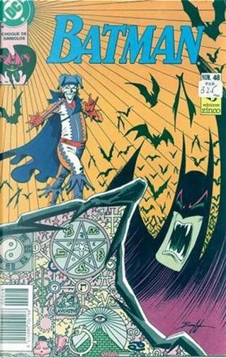 Batman Vol.II, #48 by Alan Grant