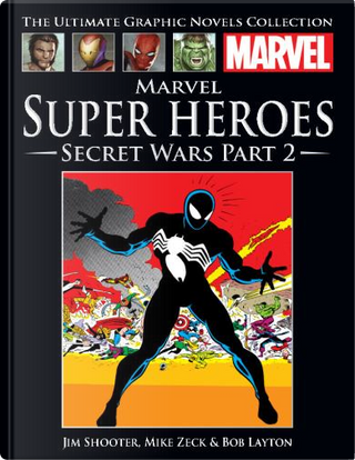 Marvel Super Heroes: Secret Wars, Part 2 by Jim Shooter