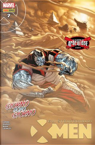 Gli incredibili X-Men n. 317 by Cullen Bunn, Jeff Lemire, Max Bemis