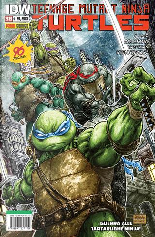 Teenage Mutant Ninja Turtles vol. 38 by Tom Waltz, Paul Allor, Bobby Currow, Kevin Eastman