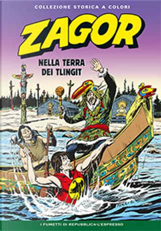 Zagor collezione storica a colori n. 133 by Gallieno Ferri, Guido Nolitta, Mauro Boselli, Mauro Laurenti, Moreno Burattini