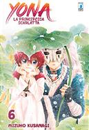 Yona - La principessa scarlatta vol. 6 by Mizuho Kusanagi