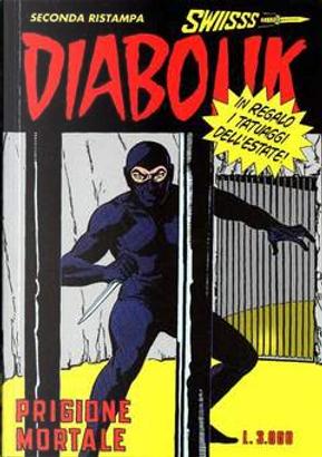 Diabolik Swiisss n. 63 by Angela Giussani, Luciana Giussani