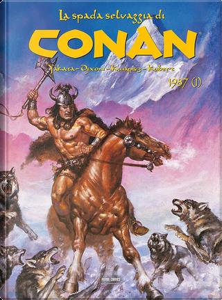 La spada selvaggia di Conan vol. 23 by Charles Dixon, Larry Yakata