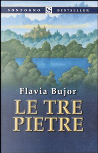 Le tre pietre by Flavia Bujor