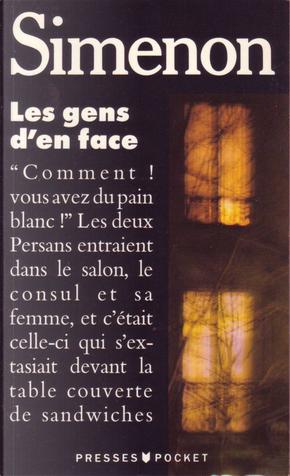 Les gens d'en face by Georges Simenon