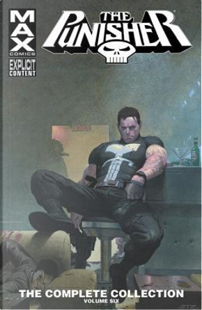 Punisher Max The Complete Collection 6 by Jason Aaron