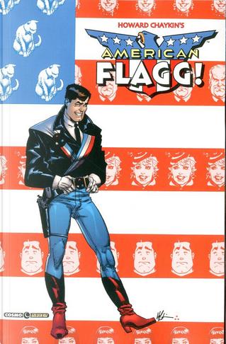 American Flagg! vol. 1 by Howard Chaykin