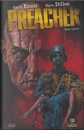 Preacher Deluxe vol. 4 by Garth Ennis