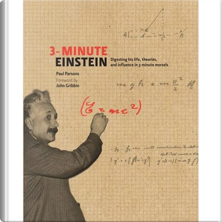 3-Minute Einstein by Paul Parsons