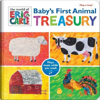 Baby's First Animal Treasury Eric Carle (World of Eric Carle) by Eric Carle
