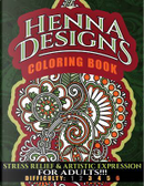 Henna Designs Coloring Book by N. D. Author Services