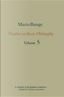 Epistemology and Methodology I by Mario Bunge