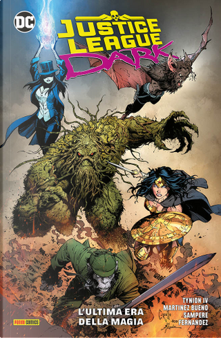 Justice league dark vol. 1 by James Tynion IV