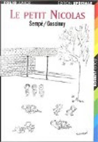 Coffret en 4 volumes : Le petit Nicolas ; Les récrés du petit Nicolas ; Les by Sempé