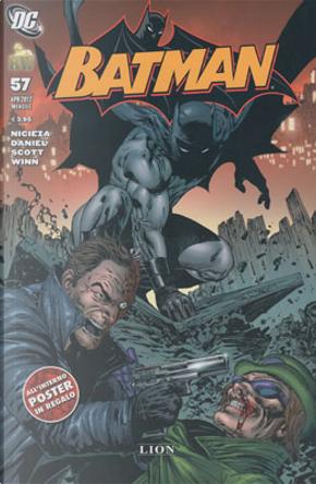 Batman n. 57 by Andrei Bressan, Andy Smith, Daniel Sampere, Fabian Nicieza, Rodney Ramos, Ryan Winn, Steve Scott, Tony S. Daniel