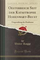 GER-OESTERREICH SEIT DER KATAS by Walter Rogge