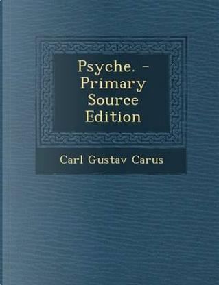 Psyche. by Carl Gustav Carus