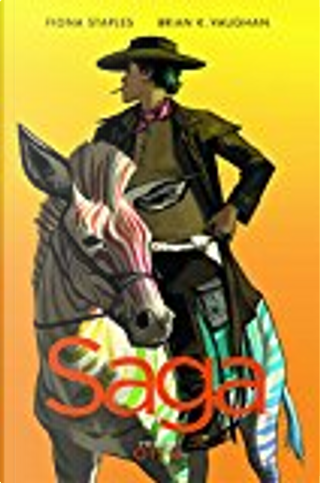 Saga vol. 8 by Brian Vaughan, Fiona Staples