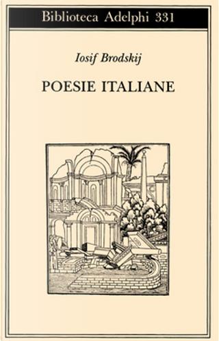 Poesie italiane by Iosif Brodskij