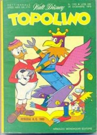 Topolino n. 1100 by Andrea Fanton, George Waiss, Giulio Chierchini