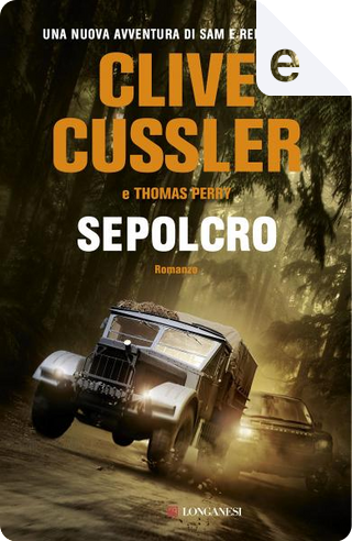 Sepolcro by Clive Cussler, Thomas Perry