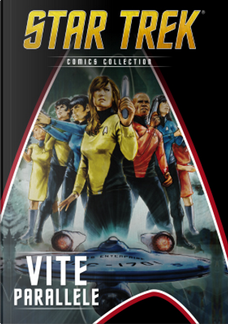 Star Trek Comics Collection vol. 40 by Mike Johnson