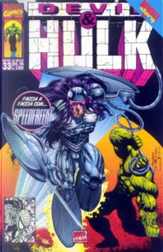 Devil & Hulk n. 033 by Peter David