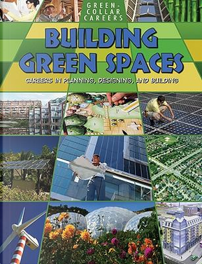 Building Green Places by Ruth Owen