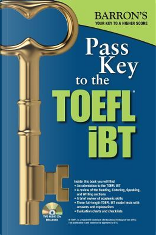 Pass Key to the TOEFL iBT with MP3 audio CD 9th Edition by Barron's