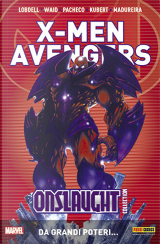 X-Men & Avengers Onslaught Collection vol. 5 by Larry Hama, Mark Waid, Scott Lobdell, Tom DeFalco