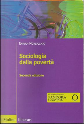 Sociologia della povertà by Enrica Morlicchio