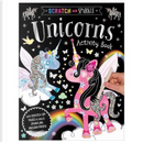 Scratch and Sparkle Unicorns Activity Book by Make Believe Ideas