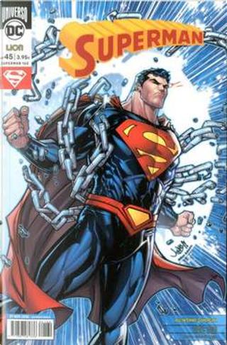 Superman n. 160 by Jody Houser, Peter J. Tomasi, Steve Orlando