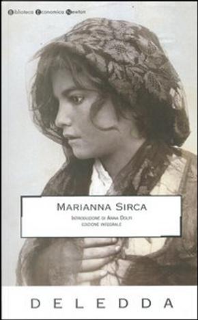 Marianna Sirca by Grazia Deledda