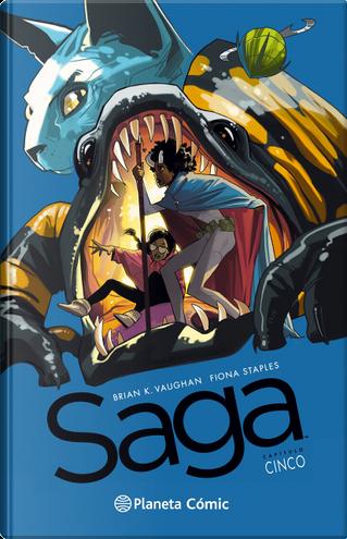 Saga #5 by Brian Vaughan