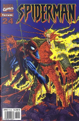 Spiderman Vol.3 #24 (de 31) by Howard Mackie, Paul Jenkins, Roger Stern